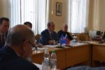 Волгоградские партийцы провели первое заседание Регионального оргкомитета «Наша победа»