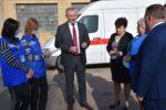 «Единая Россия» в Волгограде предоставит медицинским учреждениям около трех тысяч упаковок дезинфицирующего средства