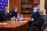 В Волгоградской области сотрудники полиции получат дополнительный запас дезинфицирующих средств