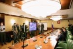 «Единая Россия» с Правительством начали реализацию масштабных инфраструктурных проектов в регионах и программу капремонта школ